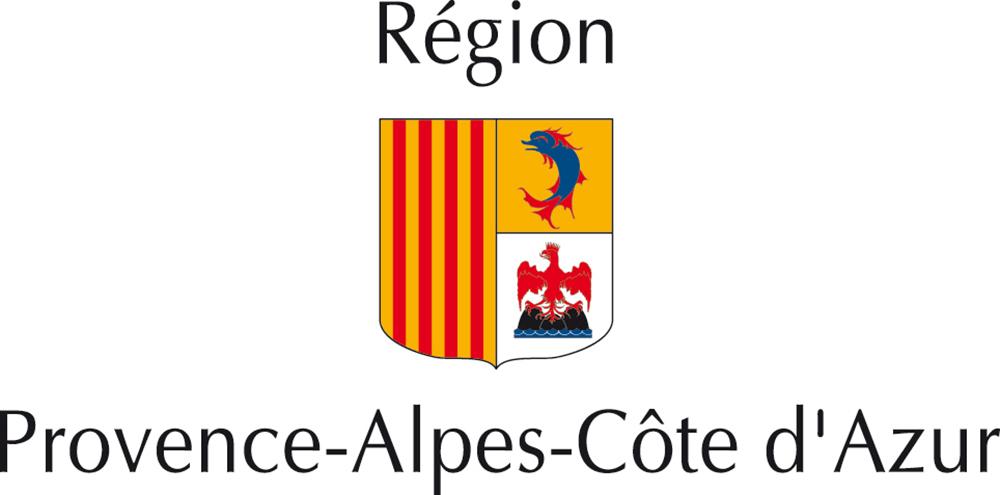 Logo conseil régional PACA